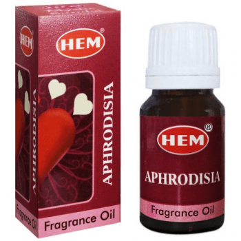 Afrodiziac Ulei aromaterapie, pentru stimularea pornirilor intime si placerilor, 10 ml, HEM Aphrodisiac Fragrance Oil