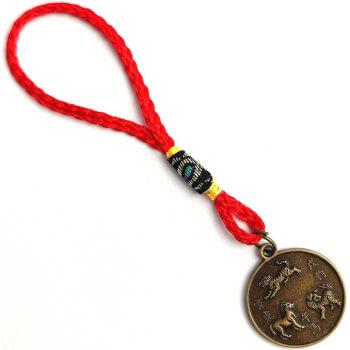Amuleta aliati pentru zodia Tigru, Cal si Caine