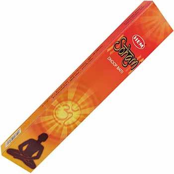 Betisoare parfumate Meditatie HEM, pentru improspatarea si purificarea spatiilor