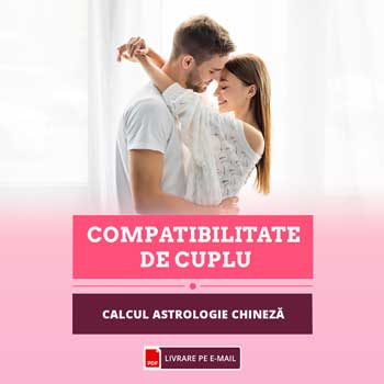 Compatibilitate de cuplu, calcul astrologie chineza cu determinarea gradului de compatibilitate a partenerilor
