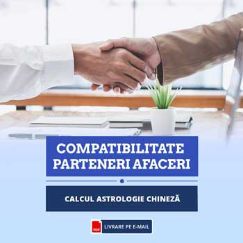 Compatibilitate intre parteneri de afaceri, ghid de astrologie chineza cu determinarea gradului de succes a asociatilor