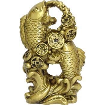 Crapi uniti in cifra 8, simbol al infinitului norocos, decoratiune feng shui pentru sporul familiei, dragoste si cariera