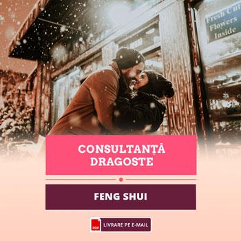Feng Shui Dragoste pentru persoane singure, studiu personal, 40-50 pagini, format electonic