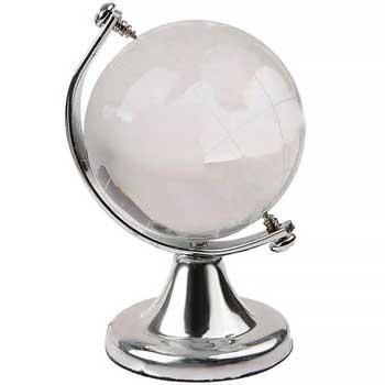 Glob pamantesc, simbol Feng Shui pentru a spori vanzarile, extinderea afacerii, succes, 50 mm