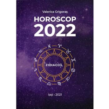 Horoscop 2022, 12 zodii dragoste cariera bani sanatate, carte format tiparit 80 pagini
