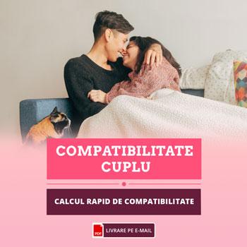Compatibilitate rapida intre 2 persoane, verifica ce viitor are relatia pe plan sentimental. Studiu astrologic de compatibilitate