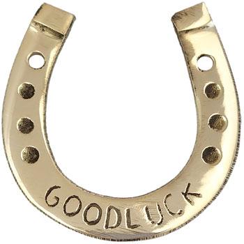 Potcoava norocoasa pentru abundenta, amuleta feng shui cu puternica amprenta de energie, 2 metale auriu si argintiu