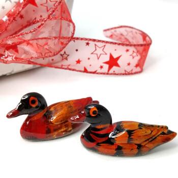 2 rate mandarin pentru dragoste, set obiecte feng shui pentru casatorie si fertilitate, cadouri cu simbol, minifelicitare